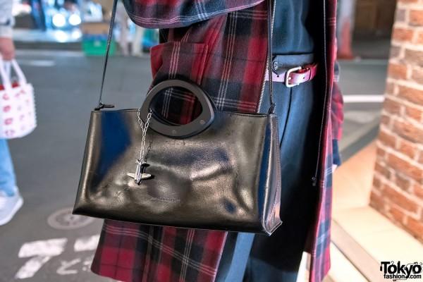 Jean-Louis Scherrer Leather Bag