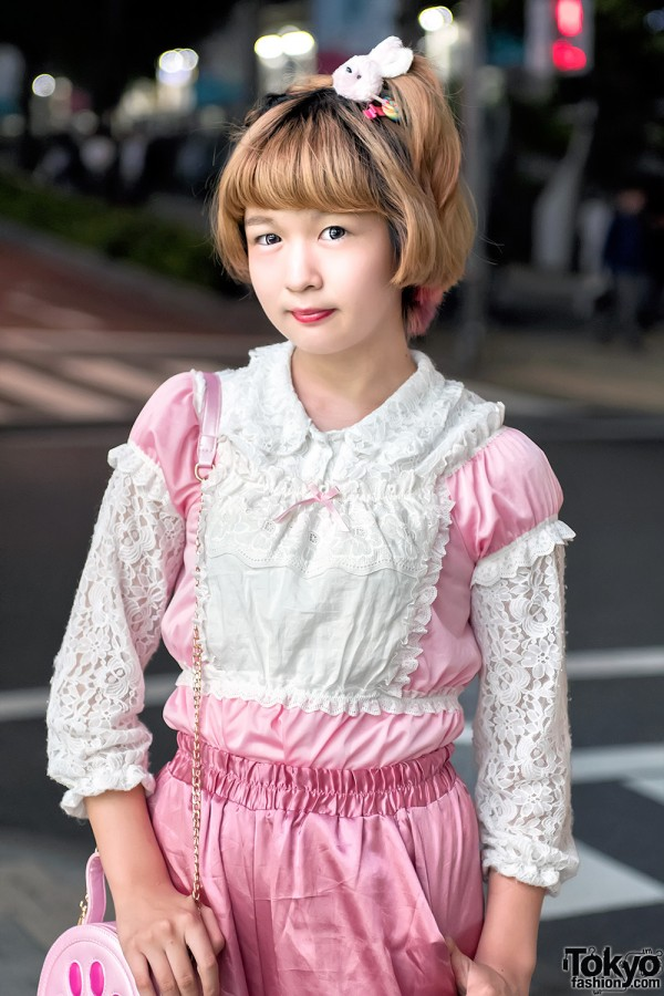 Rimariri In Harajuku W Cute Fashion By Pink Dream Kinji Amp Wc