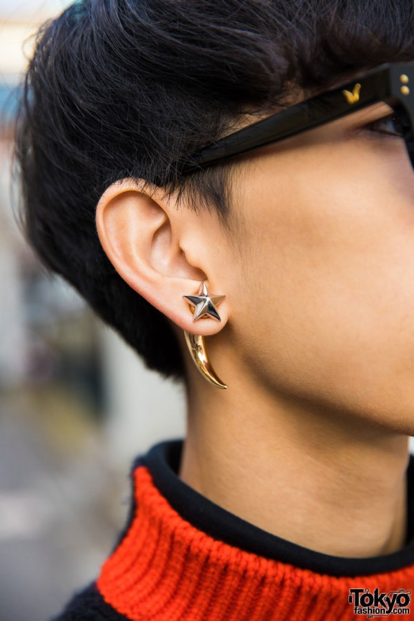 Givenchy Statement Earring