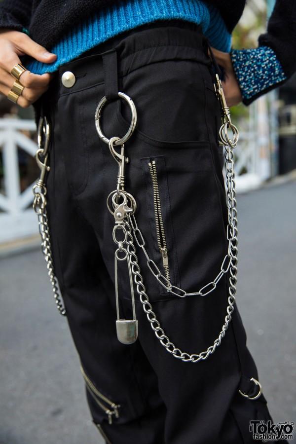 Handmade/DIY Chains and Pins
