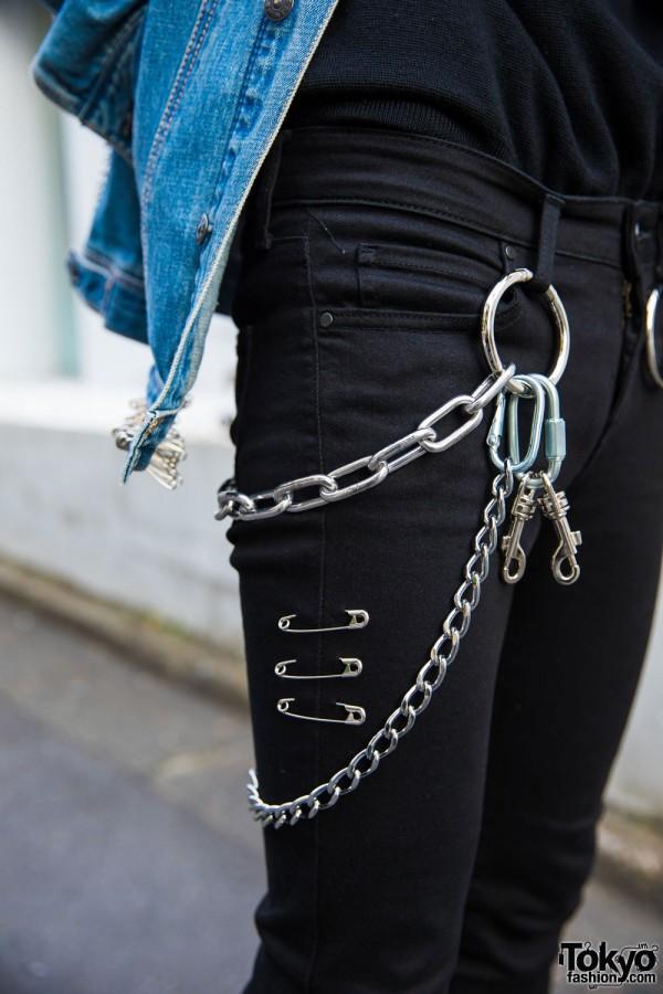 Handmade/DIY Wallet Chains and Pins