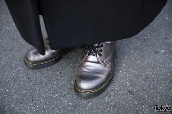 Dr. Martens Low Cut Boots
