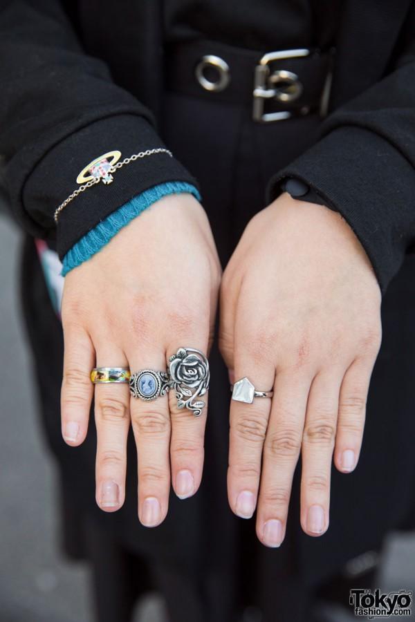 Gallerie Rings