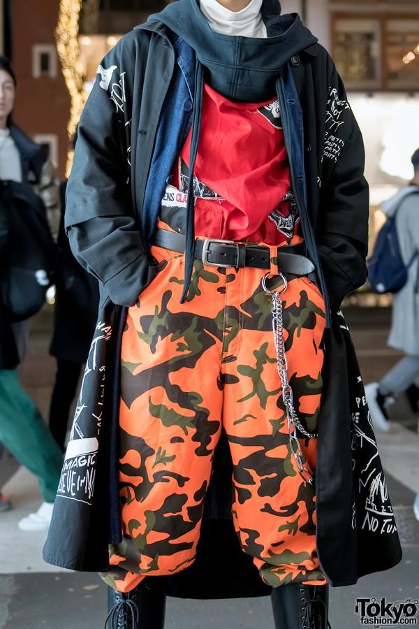 10x Camouflage Pants