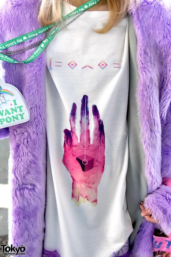 Porter Robinson x Galaxxxy T-Shirt