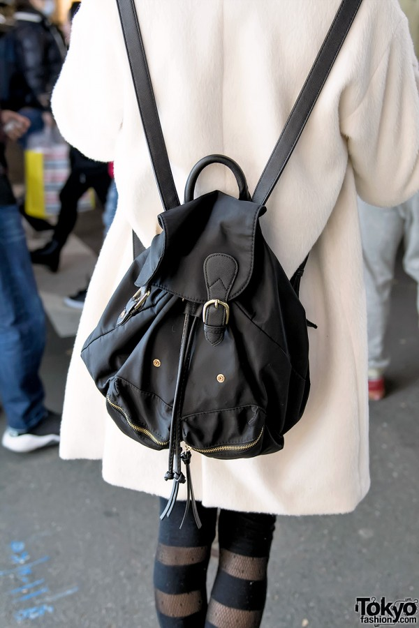 Manon's Backpack in Harajuku