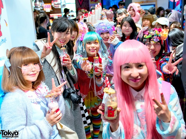 Haruka Kurebayashi at Cookie Time Harajuku (5)