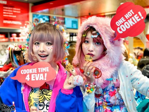 Haruka Kurebayashi at Cookie Time Harajuku (7)