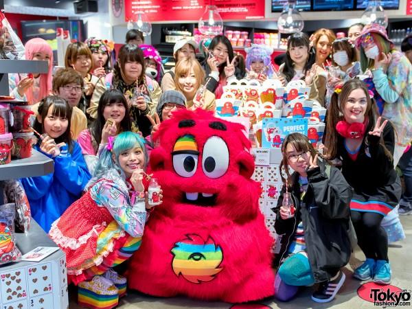 Haruka Kurebayashi at Cookie Time Harajuku (8)