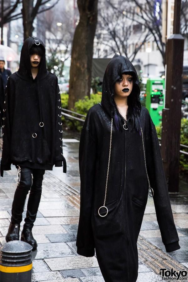 BERCERK Japan Fashion Show Dirty City (4)