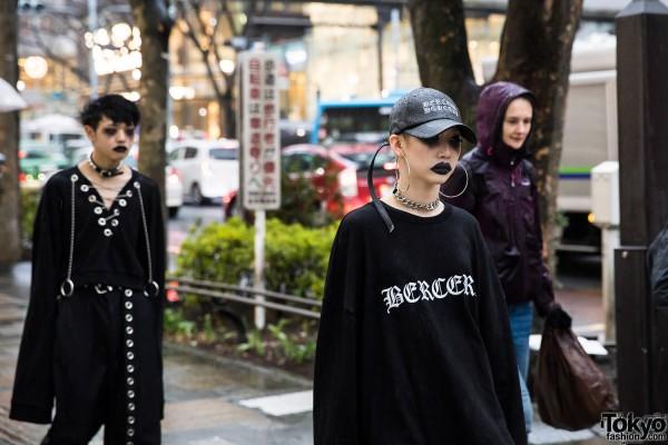 BERCERK Japan Fashion Show Dirty City (14)