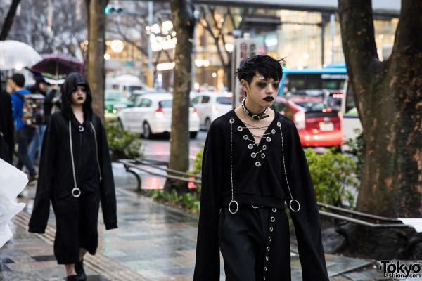 BERCERK Japan Fashion Show Dirty City (15)