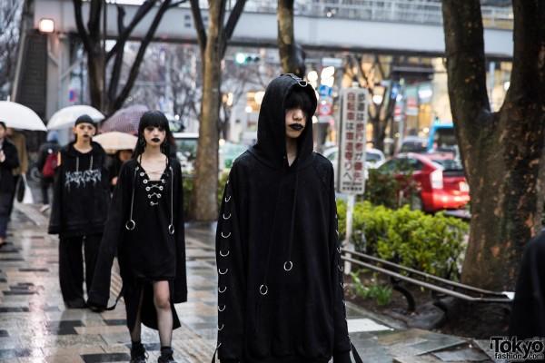 BERCERK Japan Fashion Show Dirty City (17)