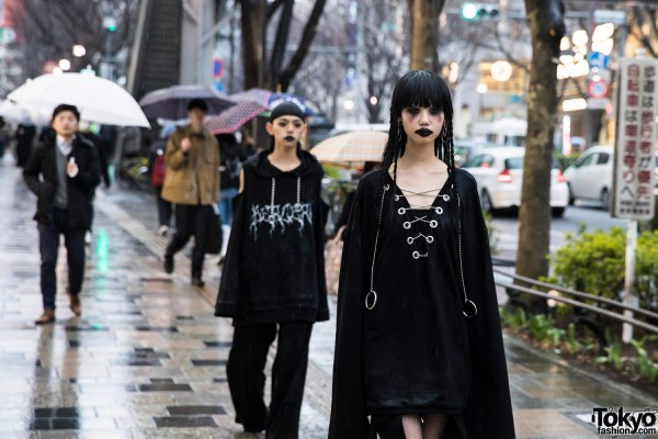 BERCERK Japan Fashion Show Dirty City (18)