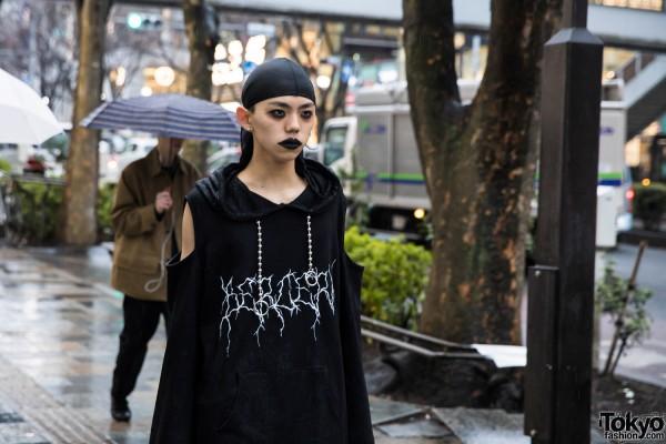 BERCERK Japan Fashion Show Dirty City (19)
