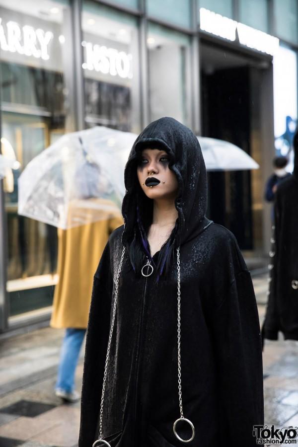 BERCERK Japan Fashion Show Dirty City (22)