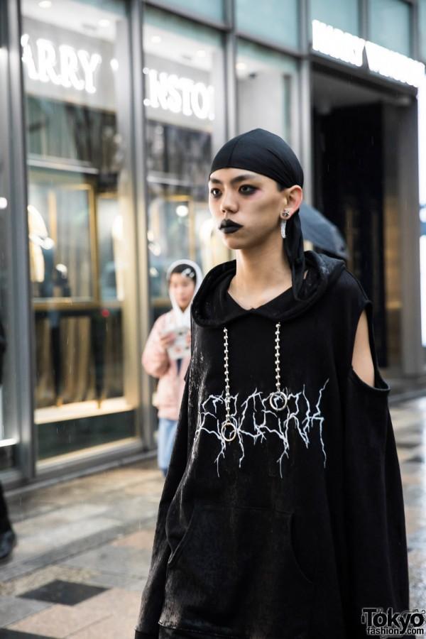 BERCERK Japan Fashion Show Dirty City (24)