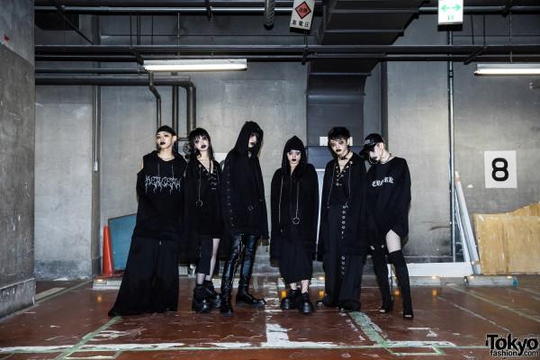 BERCERK Japan Fashion Show Dirty City (35)