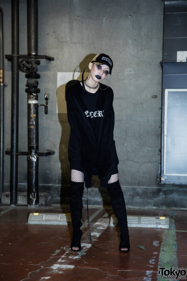 BERCERK Japan Fashion Show Dirty City (38)