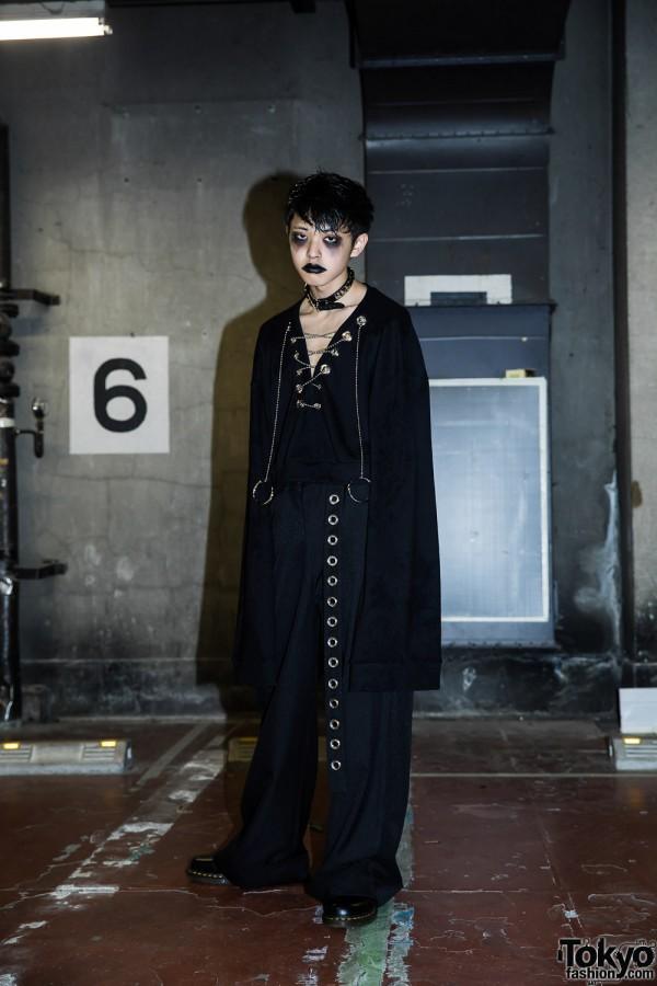BERCERK Japan Fashion Show Dirty City (39)