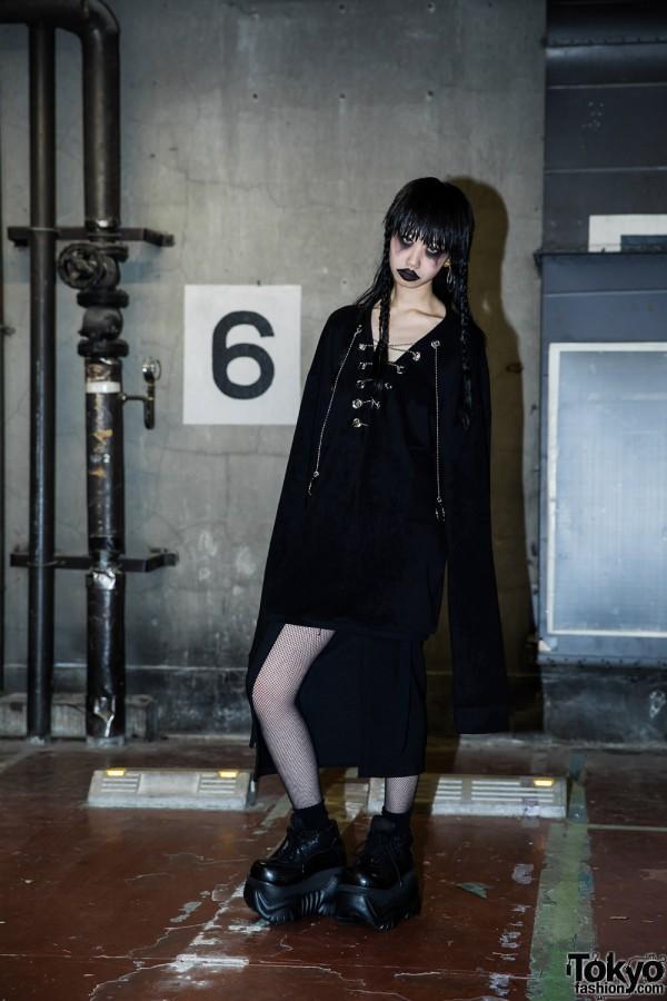 BERCERK Japan Fashion Show Dirty City (40)