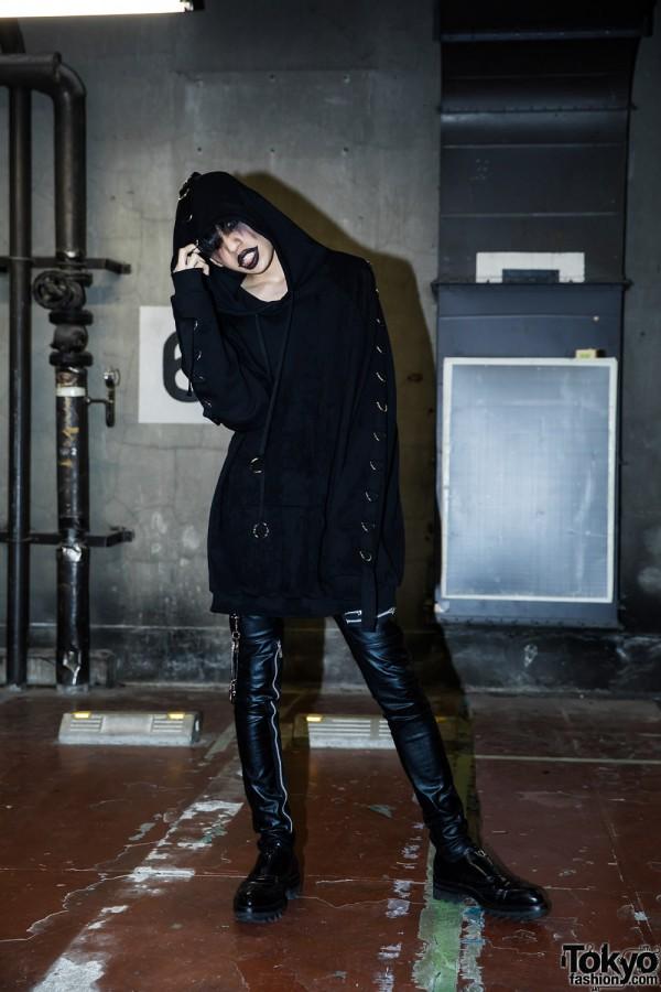 BERCERK Japan Fashion Show Dirty City (41)