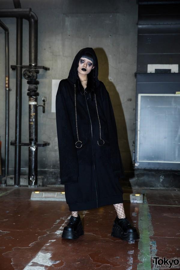 BERCERK Japan Fashion Show Dirty City (42)