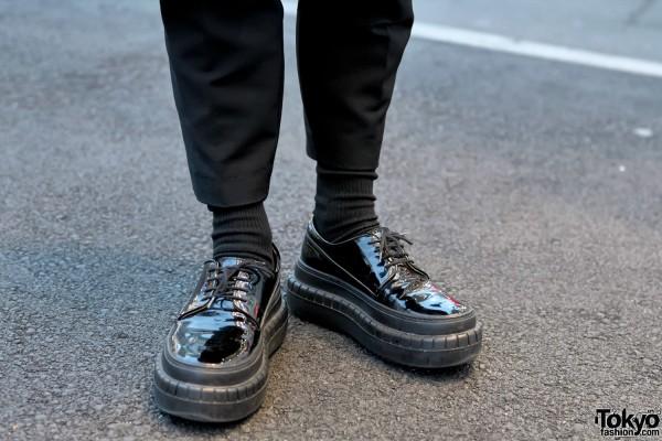 Acne Studios Pants & Shoes in Tokyo