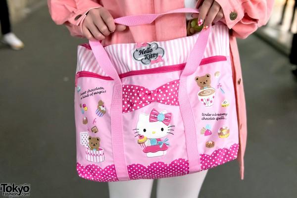 Hello Kitty Purse from Kinji Harajuku