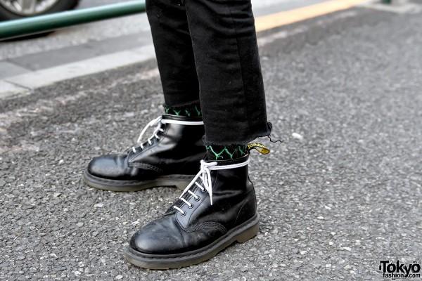 Dr. Martens Punk Boots