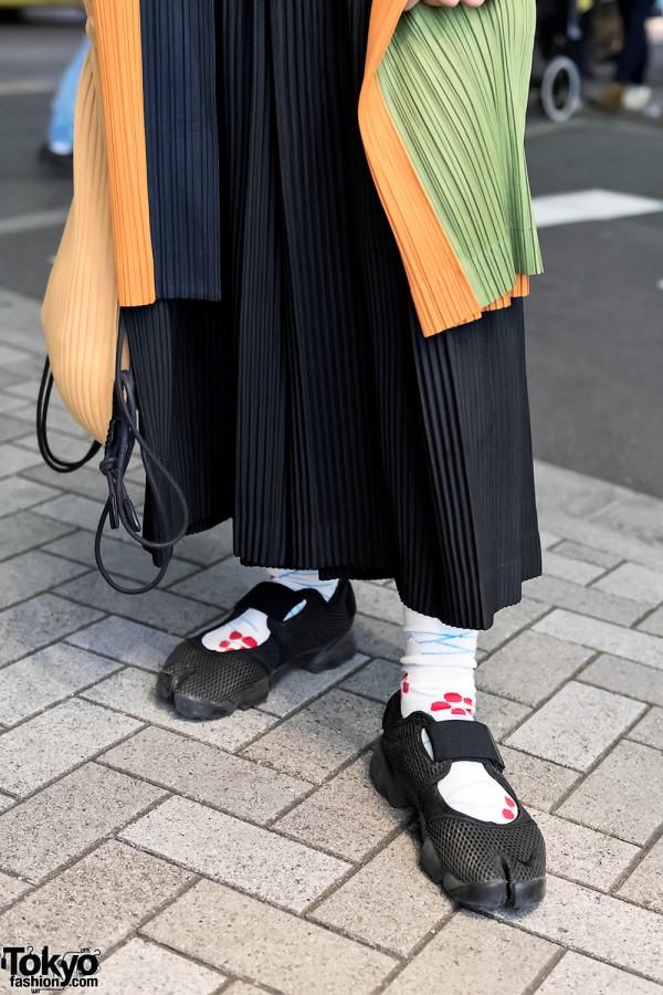 Issey Miyake x Nike Tabi Sneakers