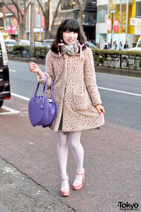 Milk Harajuku x Angelic Pretty Fashion