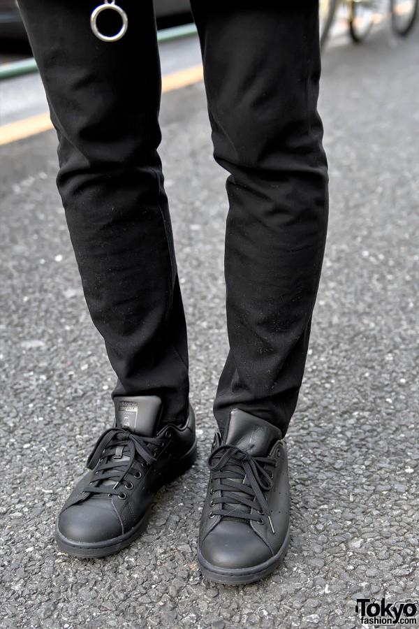 Stan Smith Adidas & Skinny Jeans