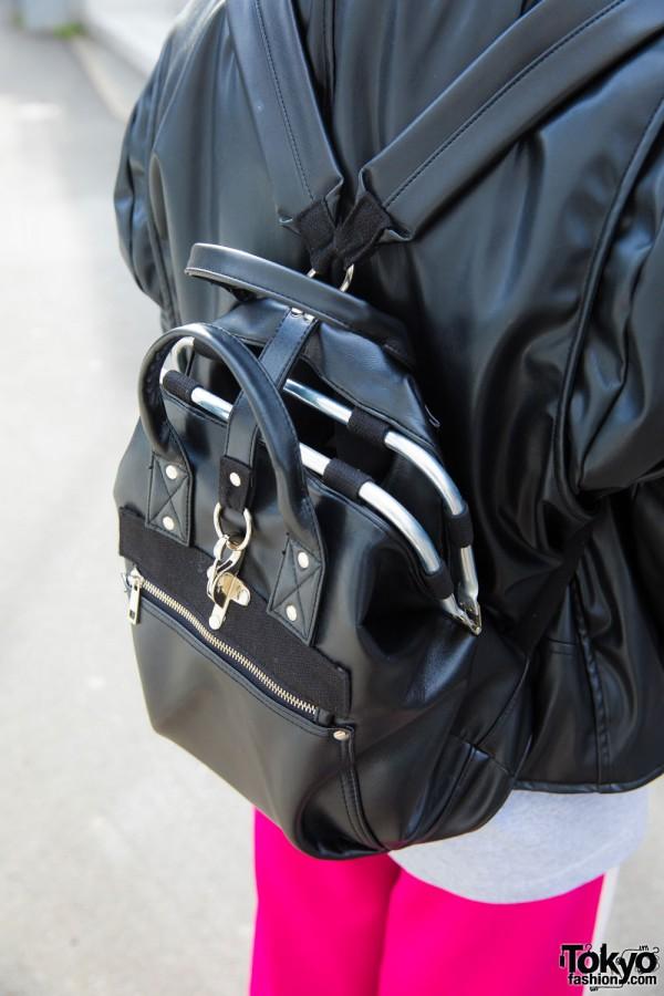 Bubbles Harajuku Satchel Backpack