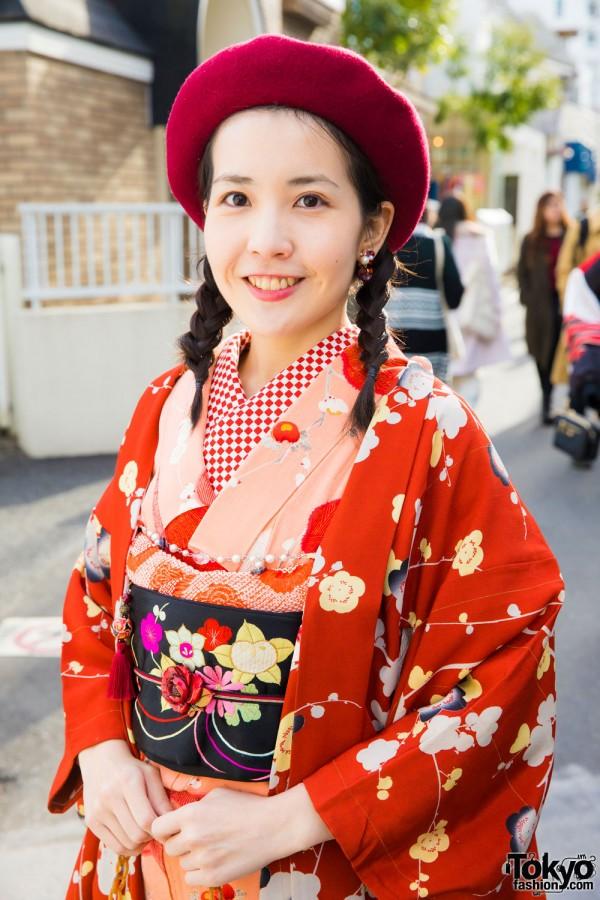 Vintage/Antique Kimono