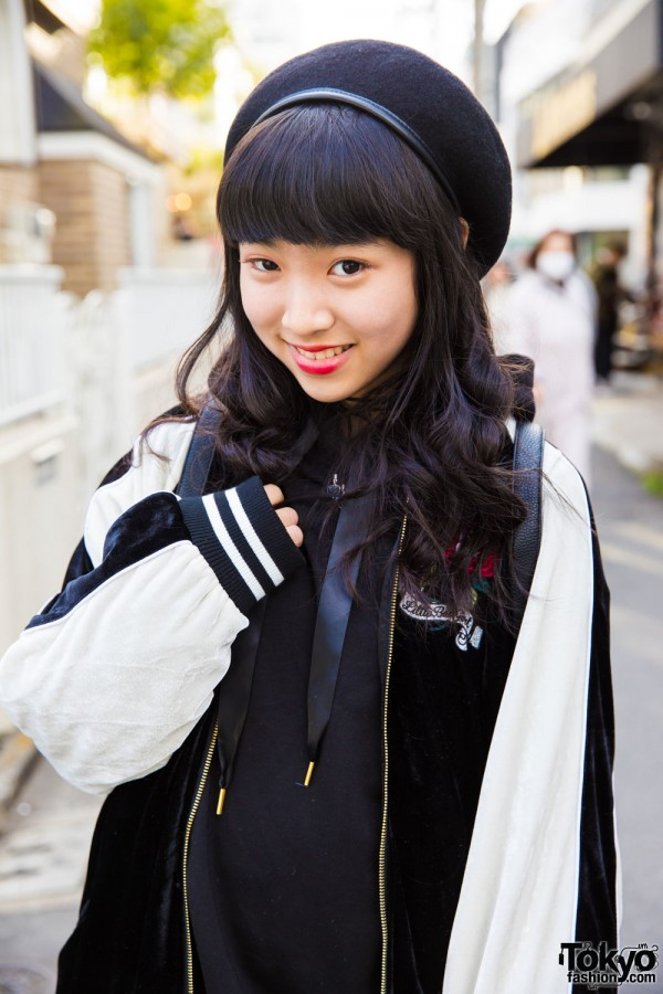 One Spo Sukajan & Hooded Sweater