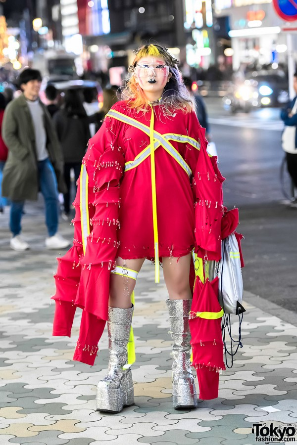 Avant Garde Handmade Harajuku Street Fashion Amp Glitter