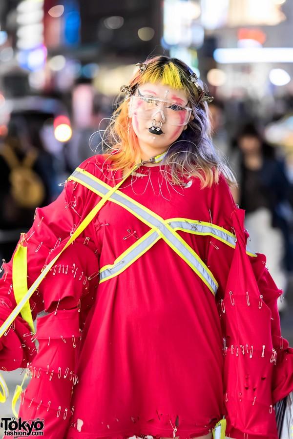 Young Harajuku Street Fashion Designer