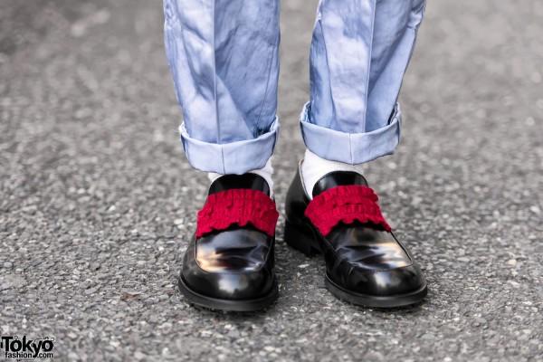 Comme des Garcons Homme Plus Loafers