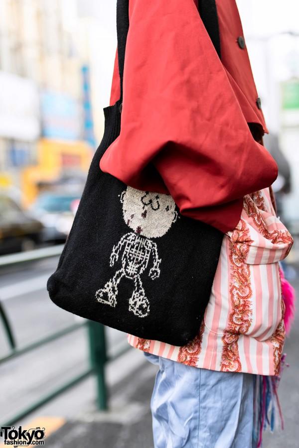 20471120 Tote Bag in Harajuku