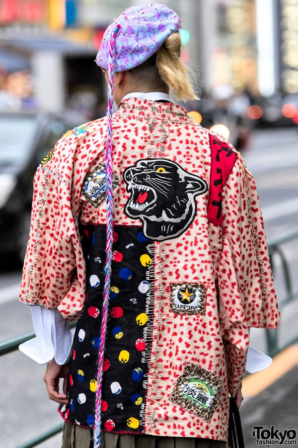 Harajuku Punk Inspired Fashion