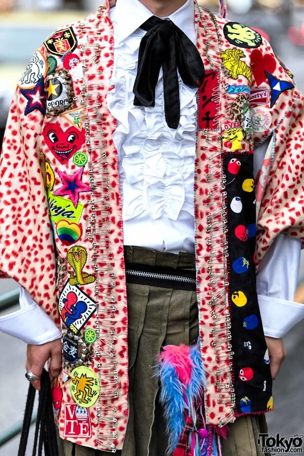 Chample x Anti Fashion in Harajuku