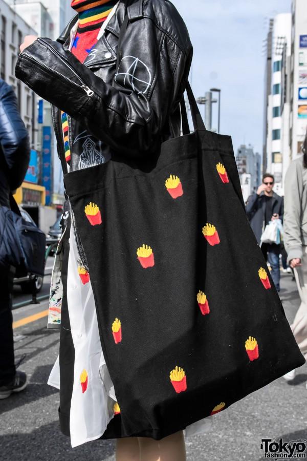Mikio Sakabe French Fry Fashion