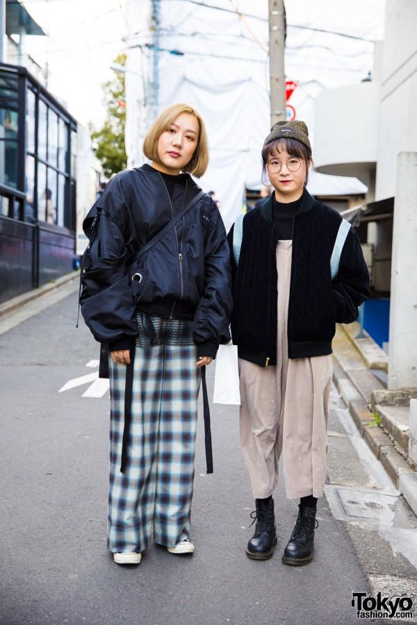Harajuku Girls in M.Y.O.B, Faith Tokyo, Kenzo & Joyrich