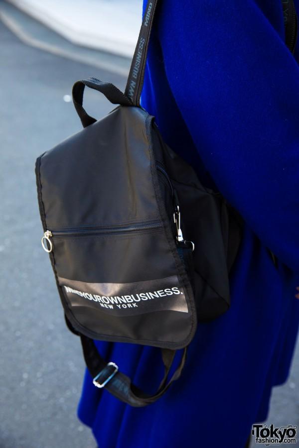 M.Y.O.B Backpack