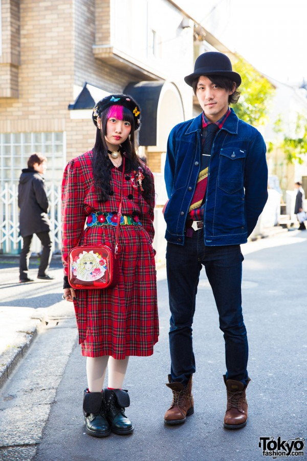 Resale Street Style Fashion in Harajuku