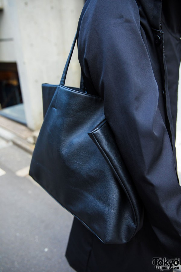 LHP Leather Tote Bag
