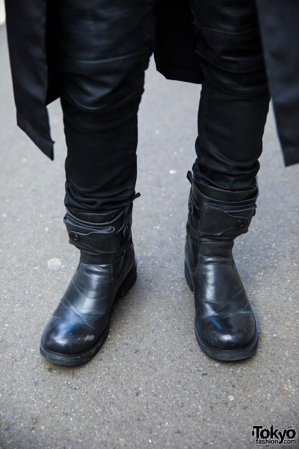 Shibuya 109 Ankle Boots