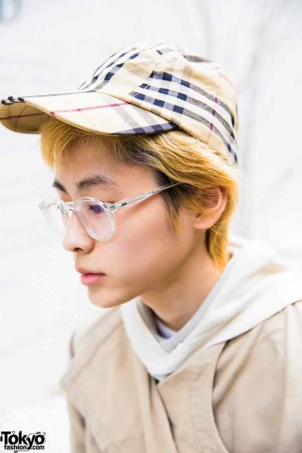 2b597881920 Burberry Cap – Tokyo Fashion News