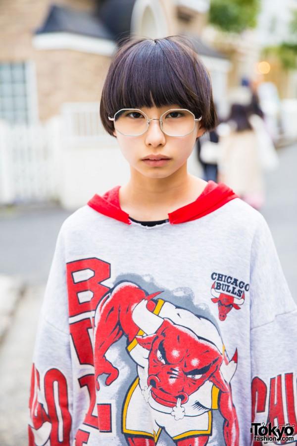 San To Nibun No Ichi Chicago Bulls Sweatshirt